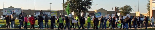 picketing