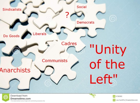Why The Left Remains Fragmented Genelantz