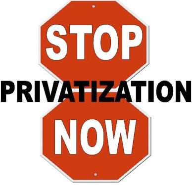 privatization-stop